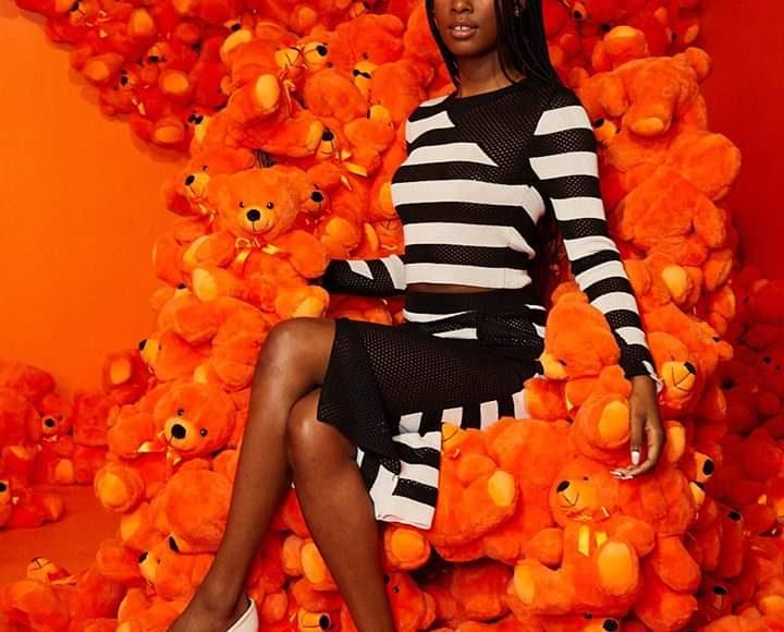 تسريحة شعر الراستا الإفريقية المميزة من اسبوع الموضة في مدينة نيويورك