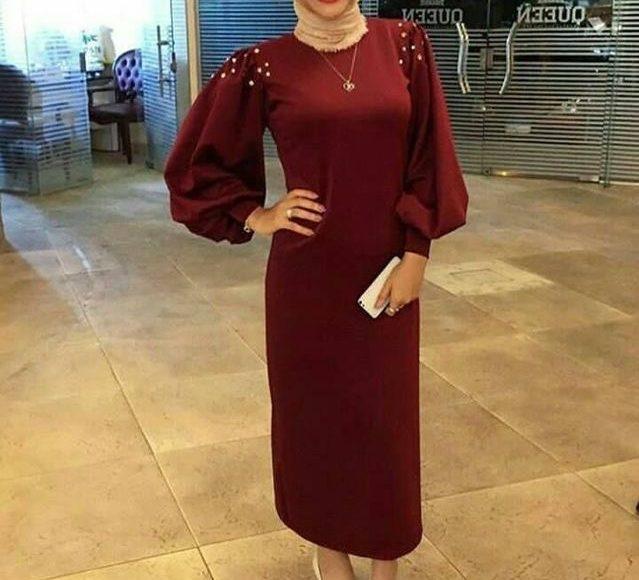 فستان مودرن 2019