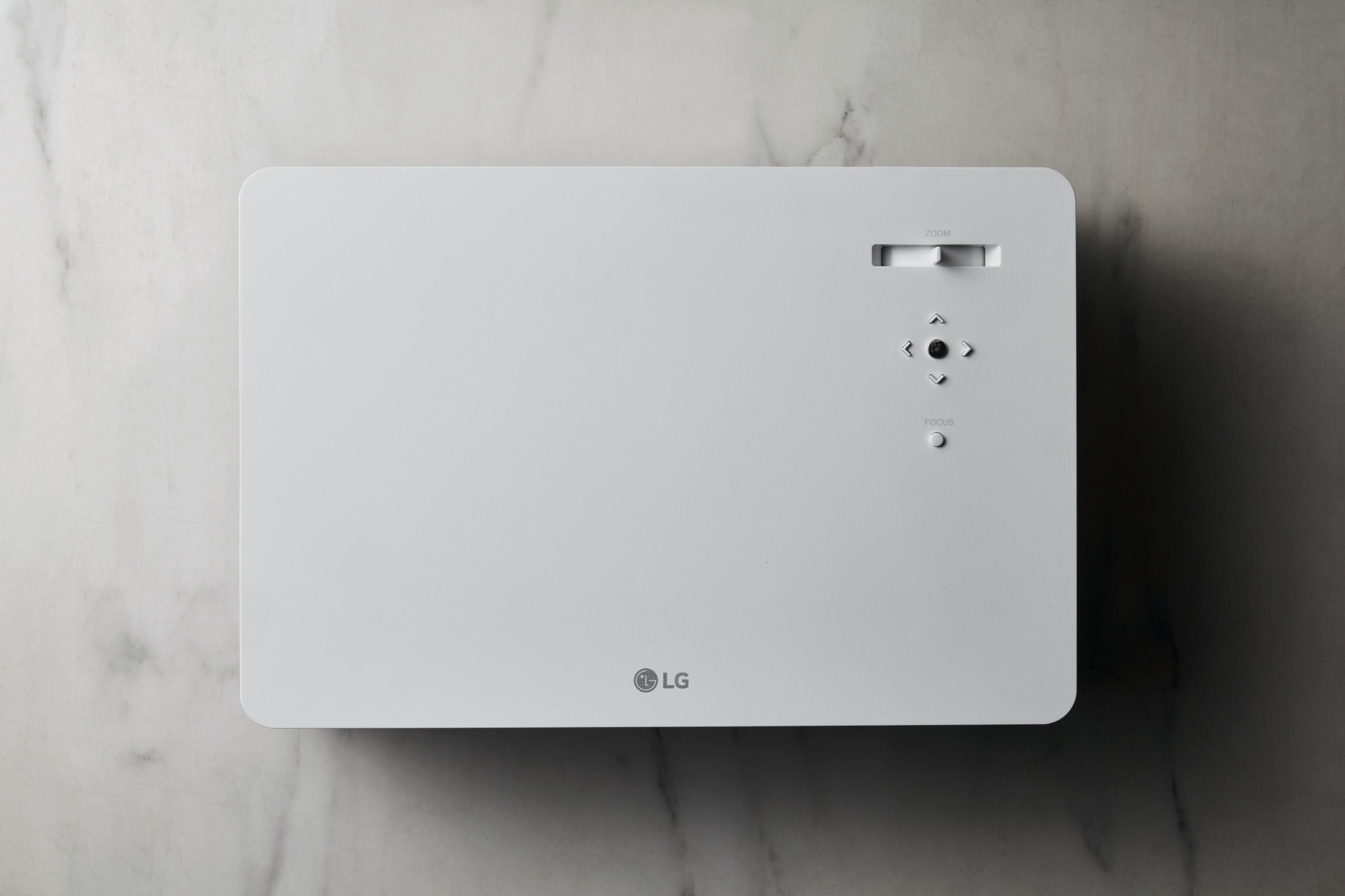 إل جي تقدم أجهزة عرض سينمائية 4 كي تتمتع بأرقى المزايا الذكية وأفضل جودة للصورة