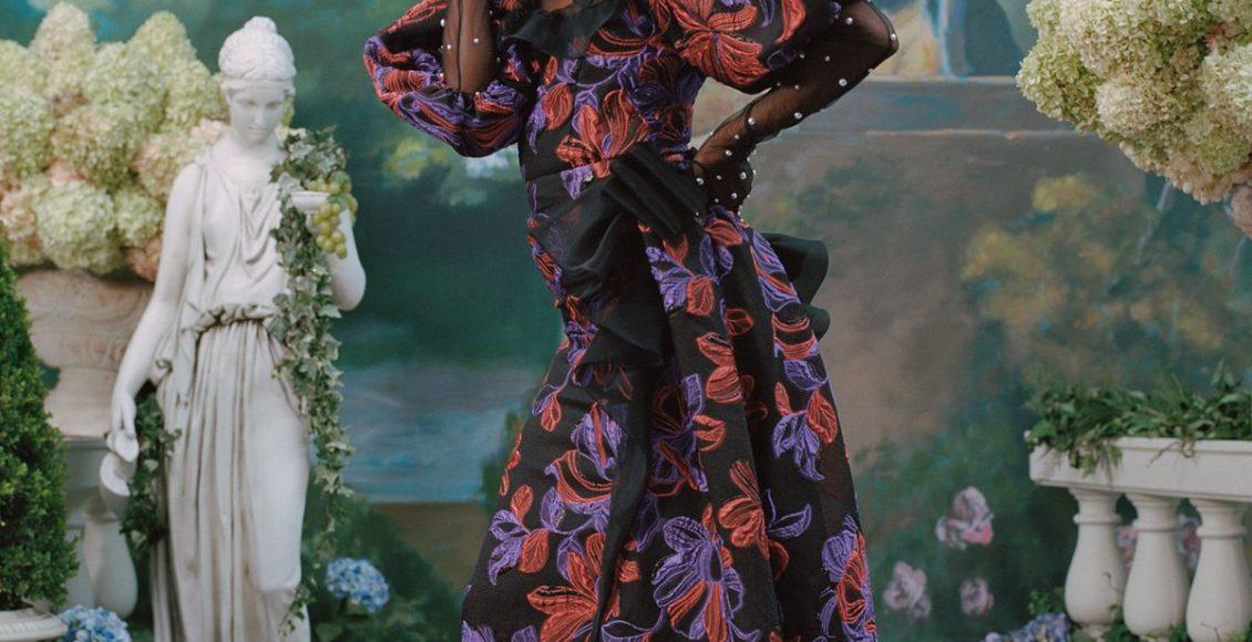 تصاميم أزياء رودارت في اسبوع الموضة في مدينة نيويورك