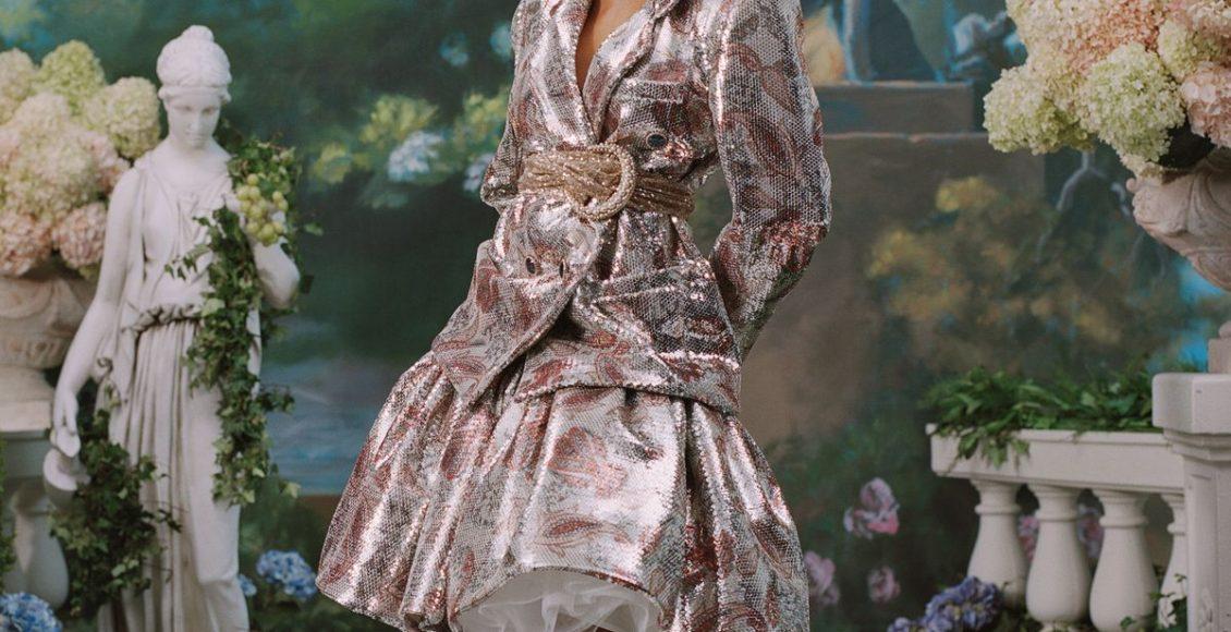 صور تصاميم أزياء رودارت في اسبوع الموضة في مدينة نيويورك
