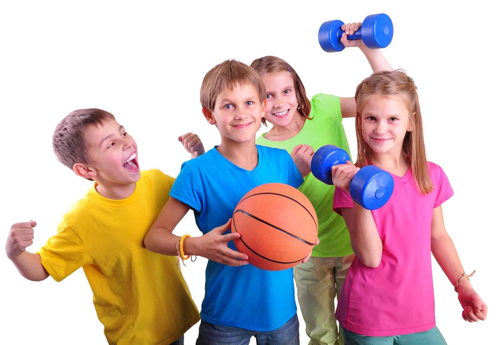 أهمية الغذاء الصحي لدى الأطفال الرياضيين