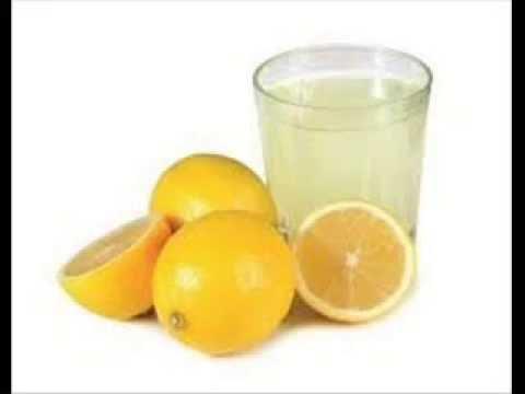 علاج الزكام بالليمون والبرتقال