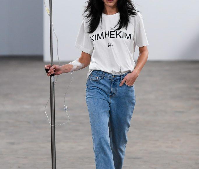 تصاميم من مجموعة Kim hekim لموسم ربيع وصيف 2020