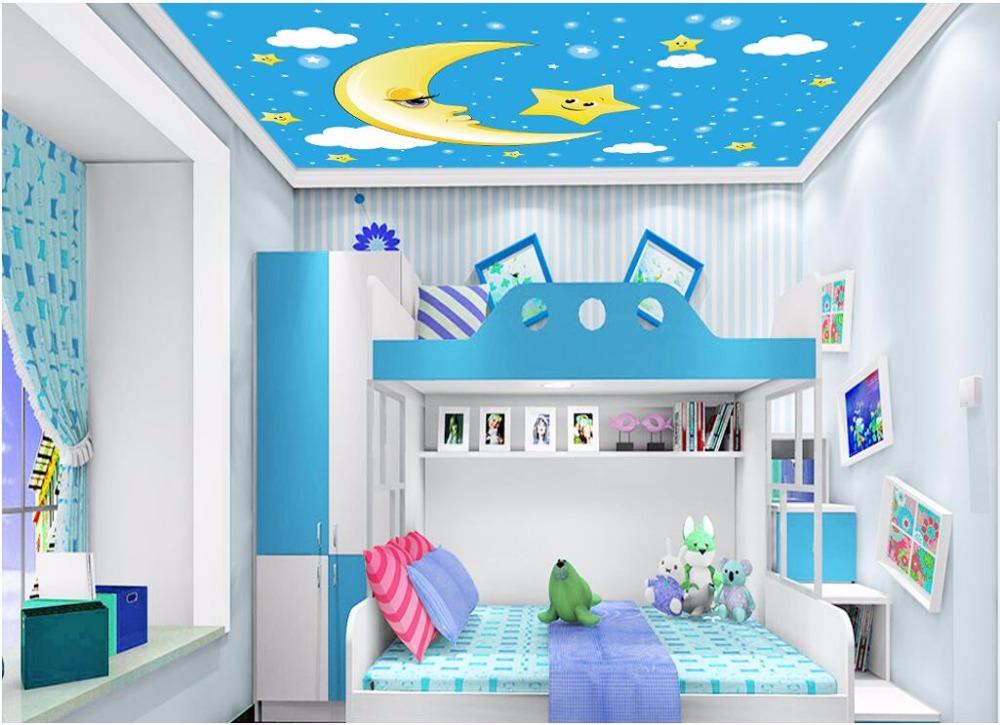 أجمل أشكال أسقف غرف الأطفال لعام 2019
