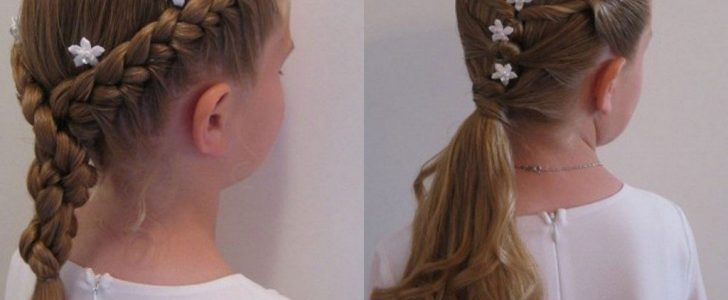أجمل تسريحات الشعر التي تُناسب المدرسة