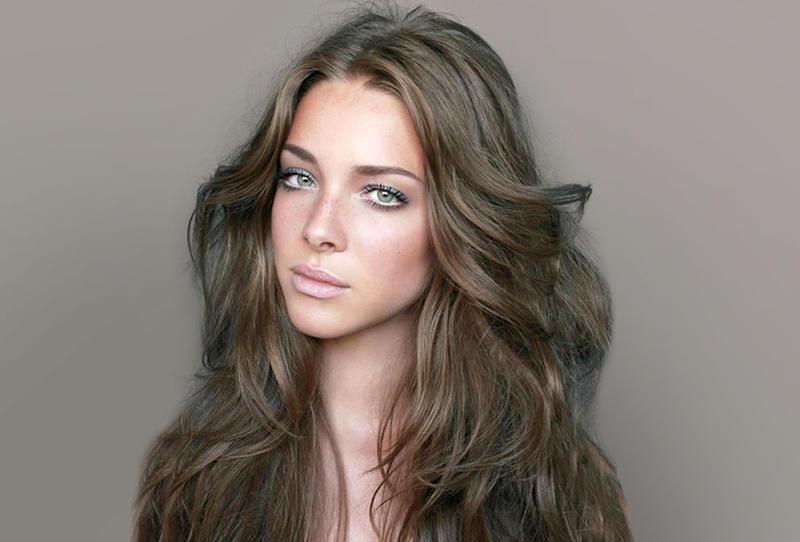 أجمل درجات اللون الزيتي لصبغة الشعر