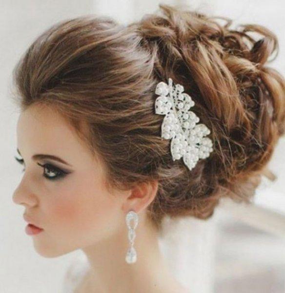 أرق تسريحات العرائس