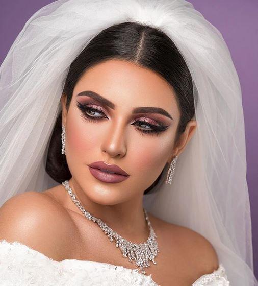 أفخم تسريحات شعر العرائس الخليجيات