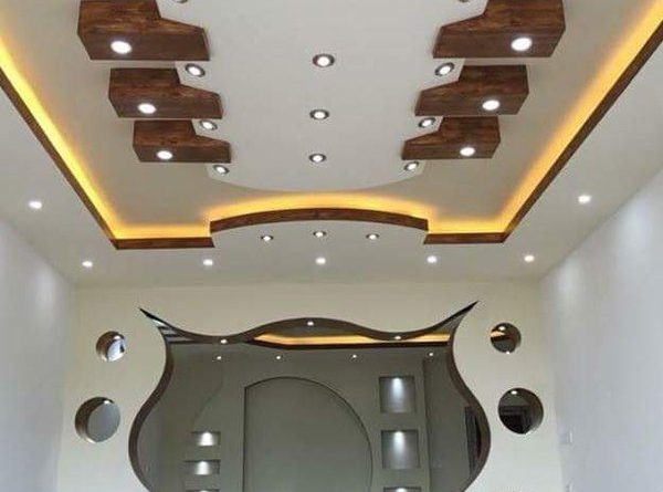 أفكار مميزة لتصميم الأسقف الجبسية الحديثة