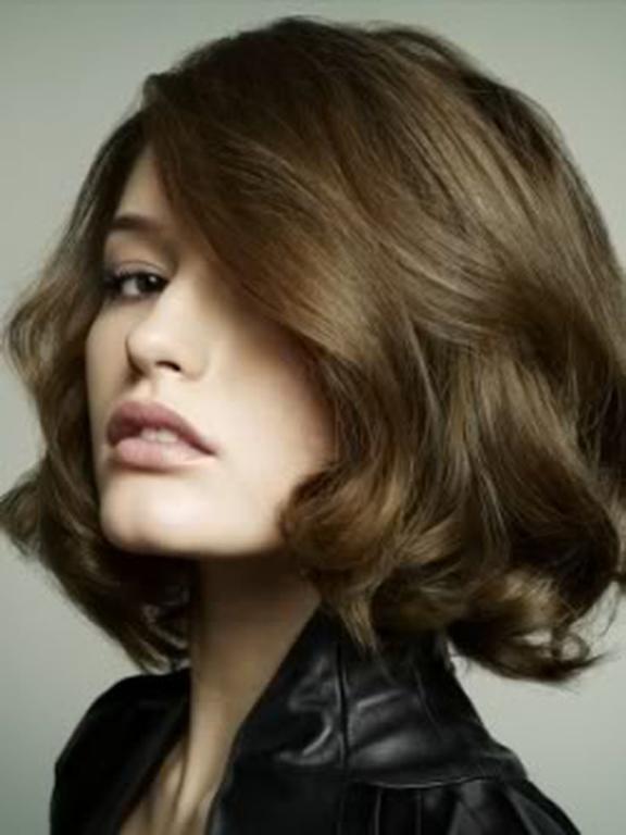 ألوان صبغة الشعر الزيتوني