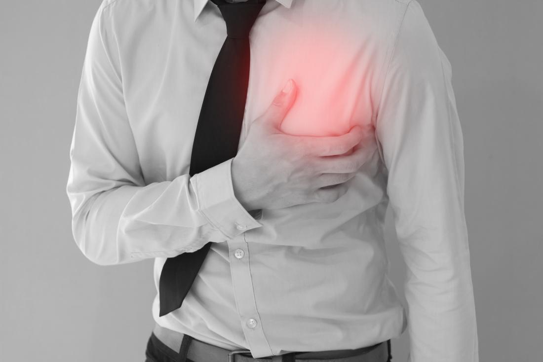 اسباب زيادة ضربات القلب