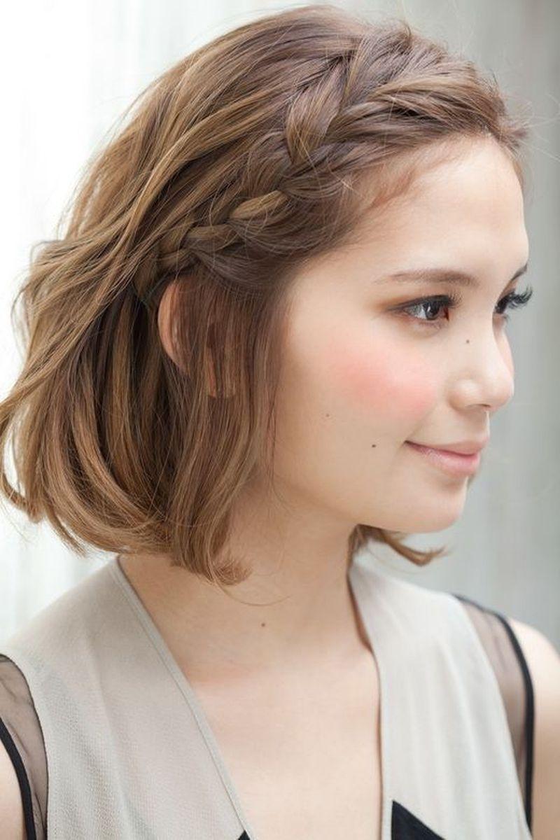 الضفيرة الجانبية لصاحبات الشعر الخفيف