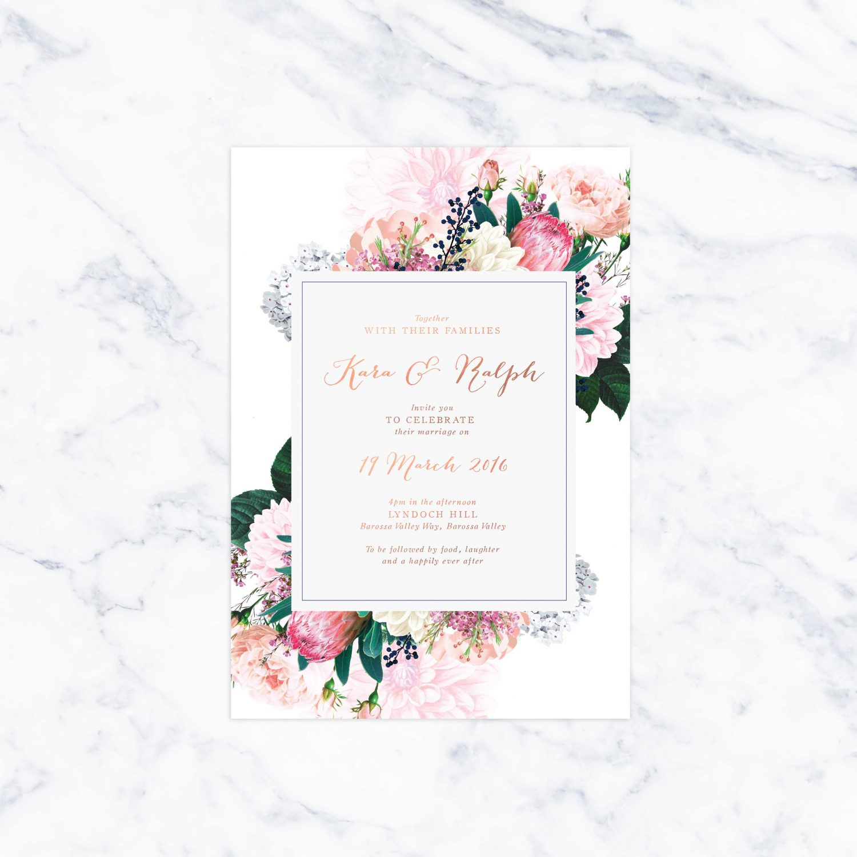 الورود تُزين ثيم عُرس 2019