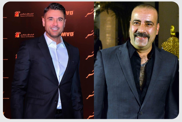 محمد سعد كان من المقرر أن يؤدي دور الجني في مسرحية علاء الدين امام عز