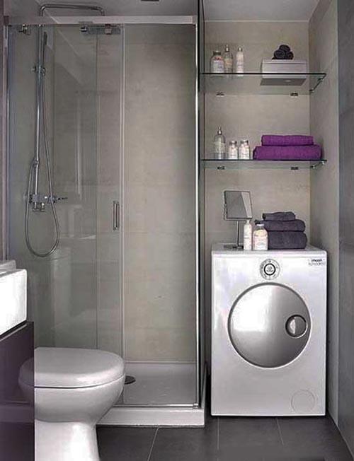 ديكورات حمامات رخام