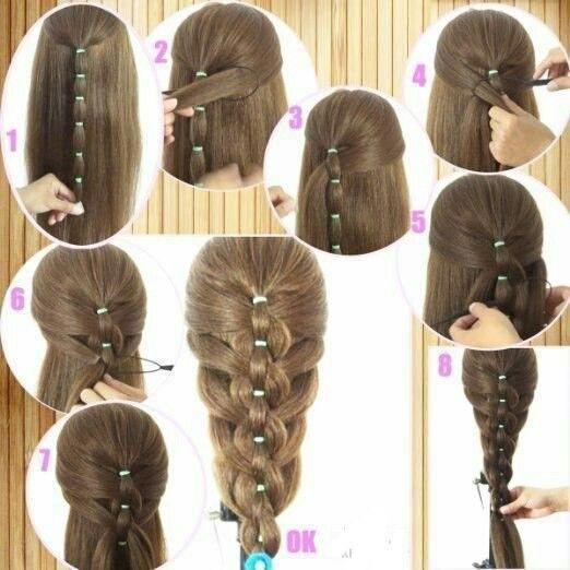 تسريحات تُناسب الشعر الطويل