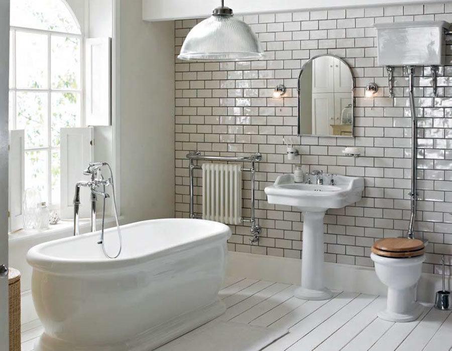 تصميمات حمامات أوروبية ذات طابعًا مودرن موضة 2020