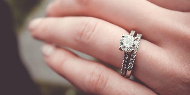 تصميمات لدبل مصنوعة من الماس قمة في الجمال