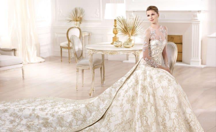 تصميمات ملكية لعروس 2020