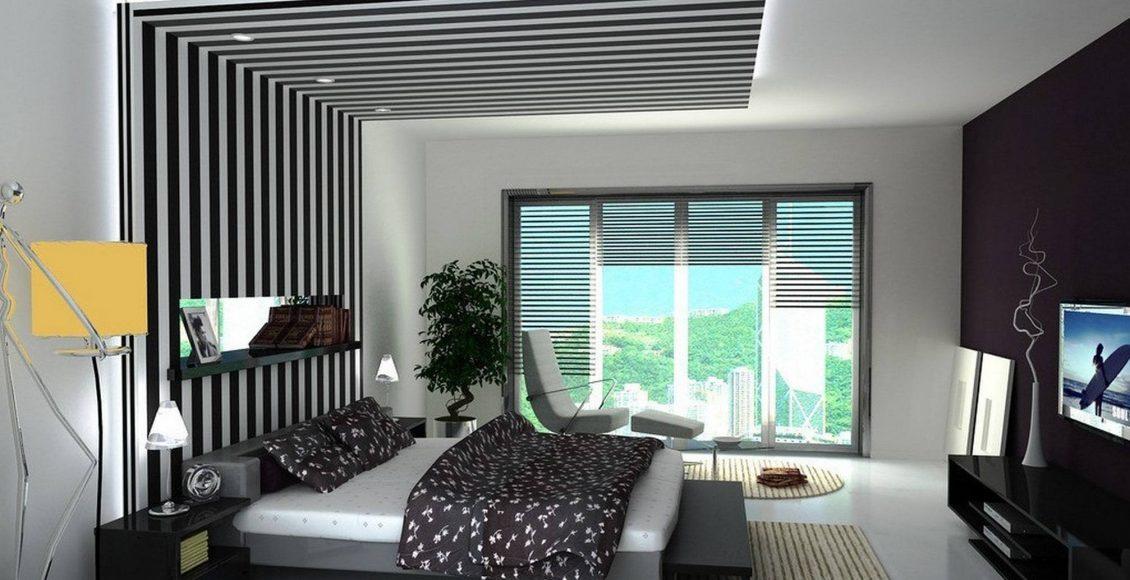 تصميمات مميزة لغرف النوم موضة 2019
