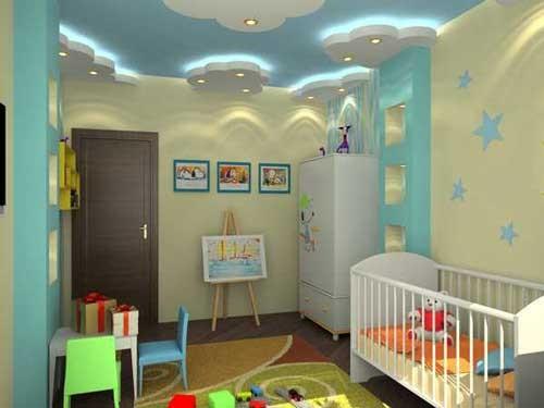 تصميمات مميزة لغرف نوم الأطفال