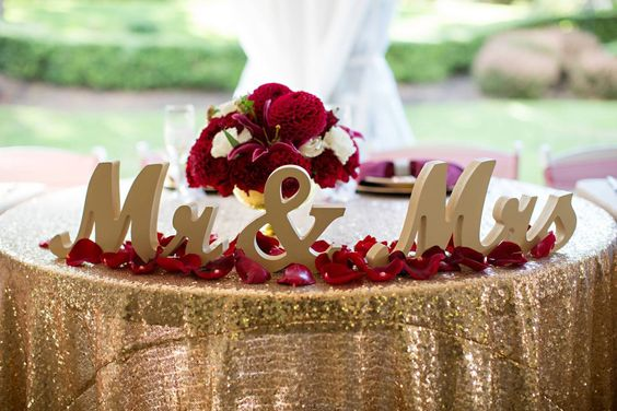 ثيمات زواج بدون اسماء لون ذهبي الراقية