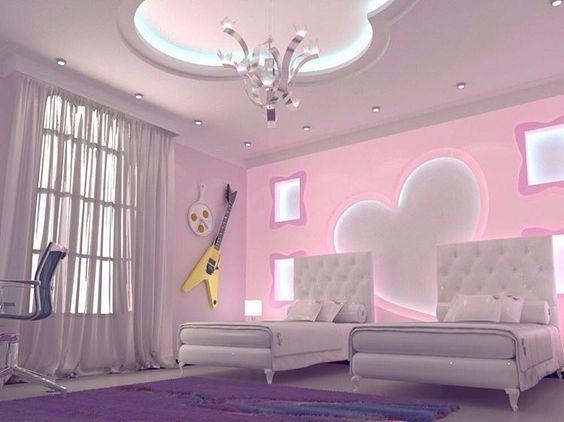 جبس غرف نوم 2020