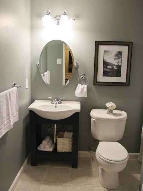 ديكور حمام غرفة نوم ماستر