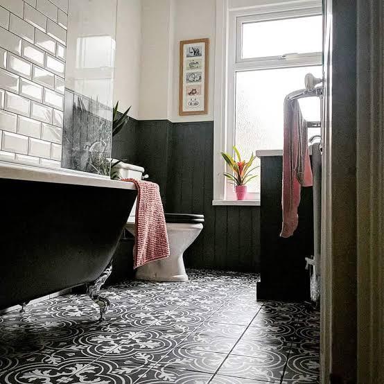 صورة تصميم ديكور حمام مودرن