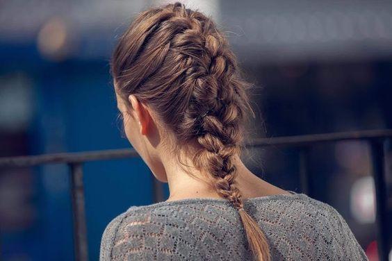طريقة عمل ضفائر شعر فرنسيه