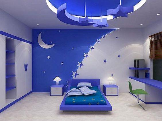 ديكورات جبس غرف نوم اطفال 2020 | الراقية