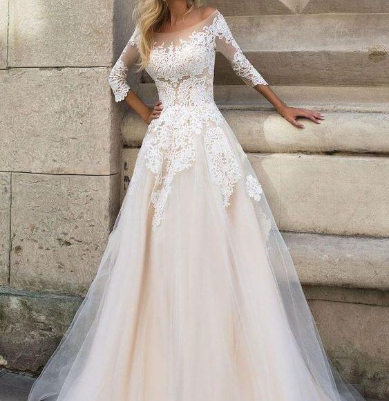 فستان زفاف 2020