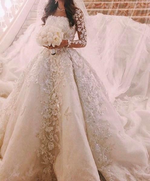 فستان عروس 2020