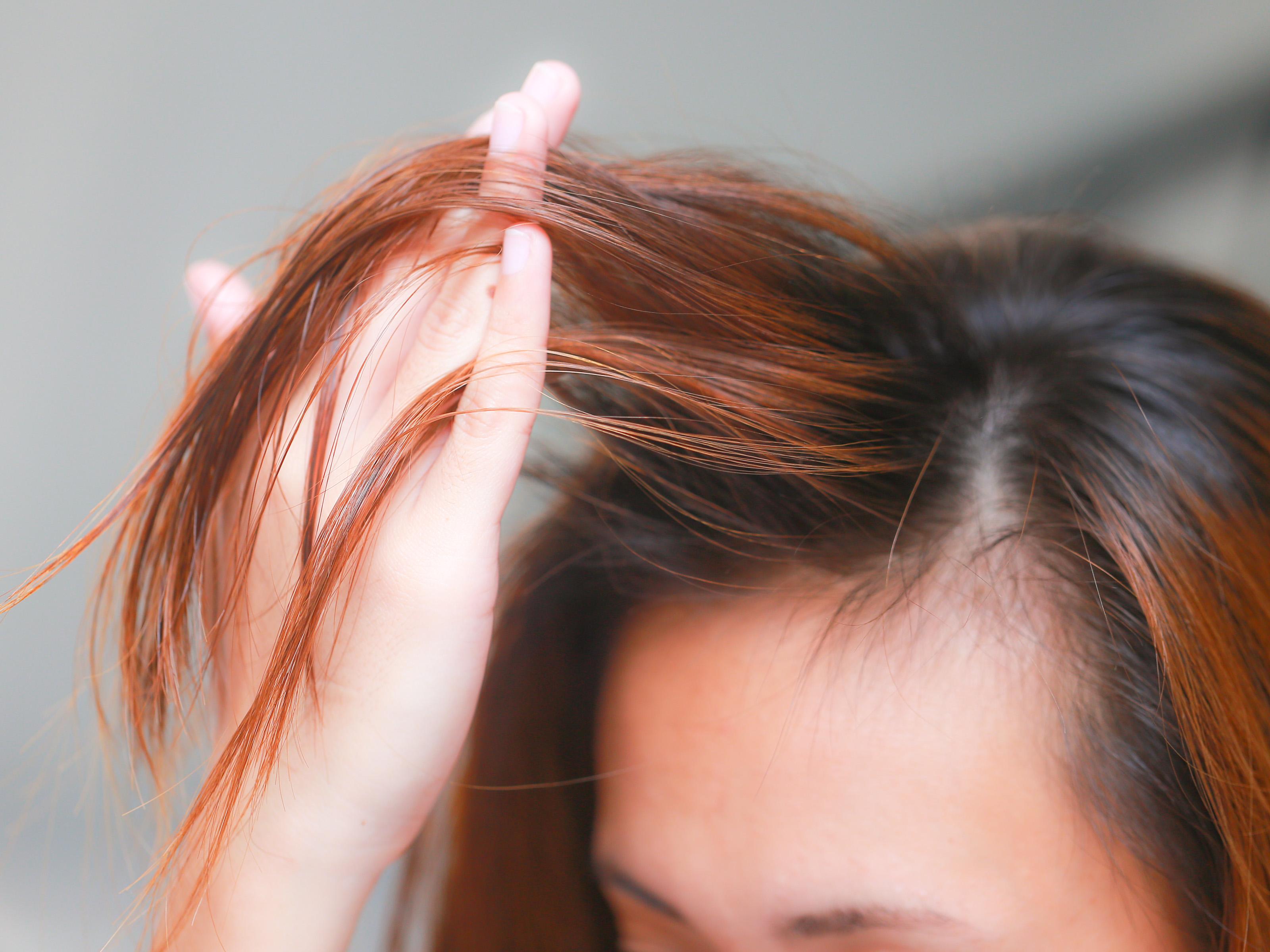 ماسك السدر والبيض لعلاج الشعر