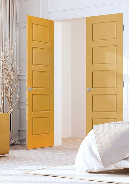أجمل تصميمات الأبواب لغرف نوم الأطفال