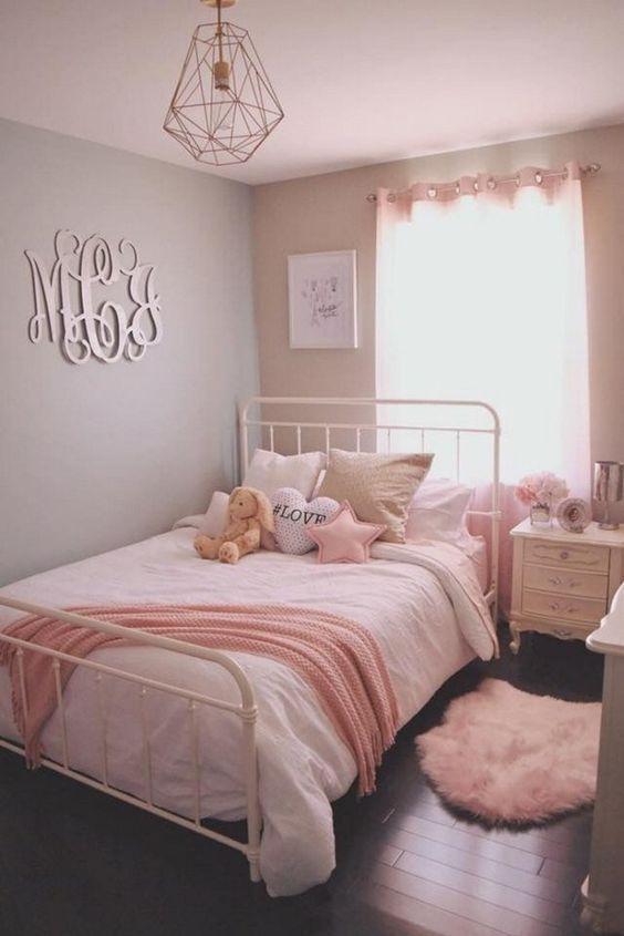 أجمل ديكورات غرف البنات موضة 2020