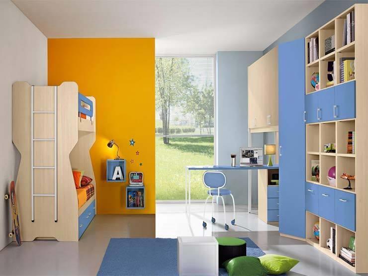 أجمل ديكورات غرف نوم الأطفال المشتركة 2020