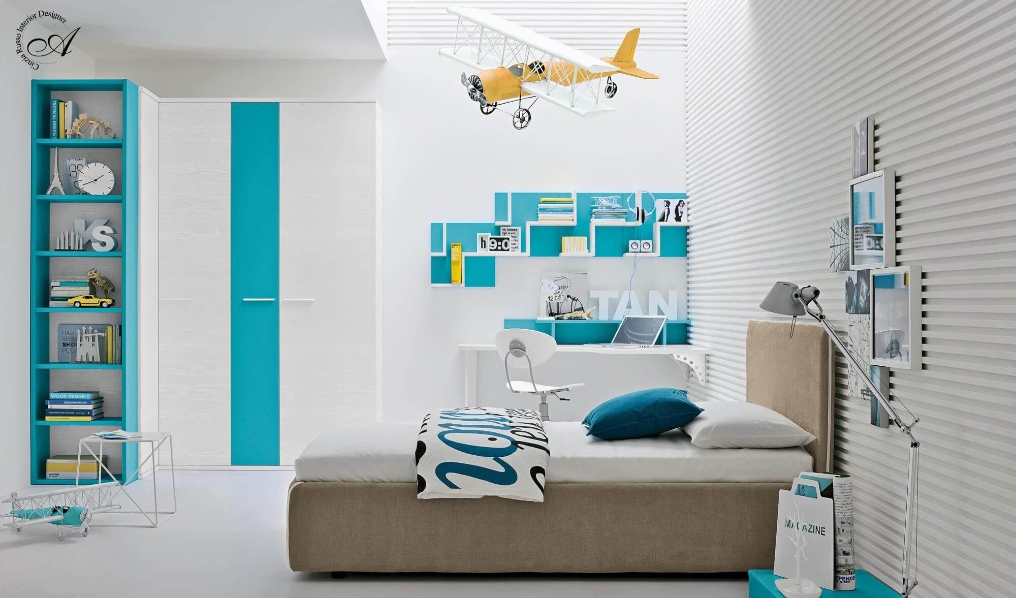 أحدث أشكال غرف نوم الأطفال 2020