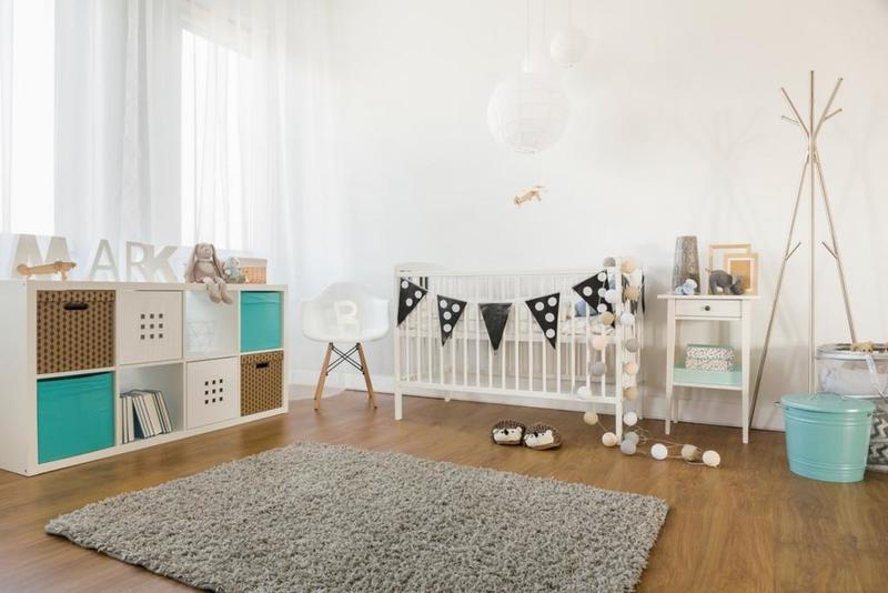 أحدث ديكورات غرف نوم الأطفال حديثي الولاده 2020