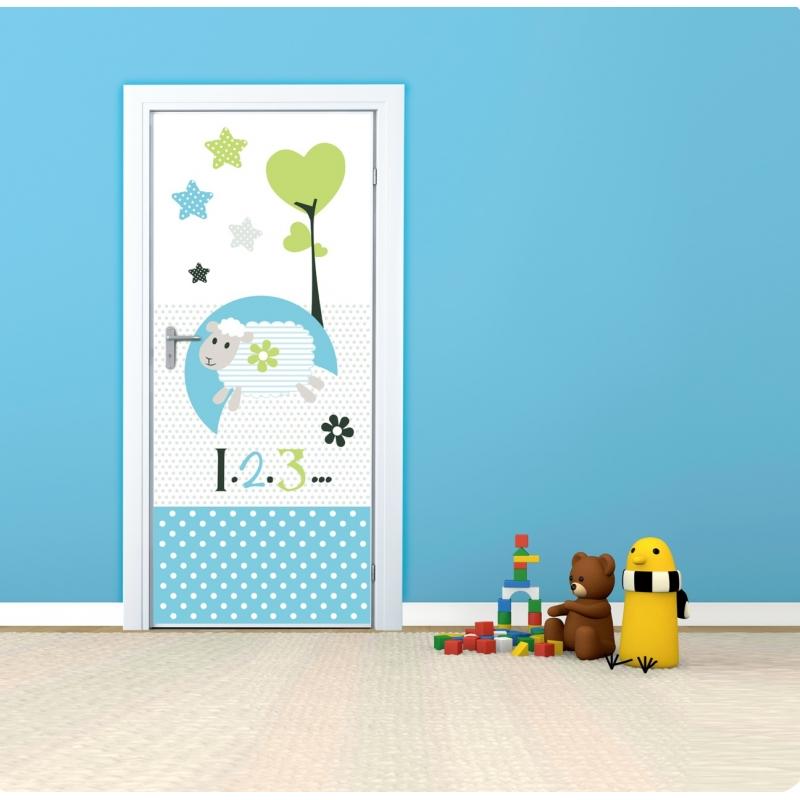 أرق أشكال أبواب غرف نوم الأطفال 2020