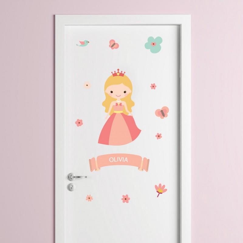 أشكال مختلفة لأبواب غرف نوم الفتيات 2020