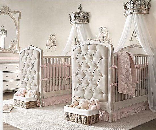 احدث ديكورات غرف نوم حديثي الولادة 2020