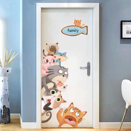 استوحي تصميم ديكور باب غرفة نوم طفلك