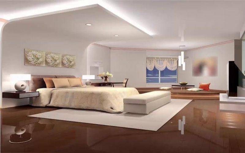 الجبس بورد يزين غرف نوم الحديثة