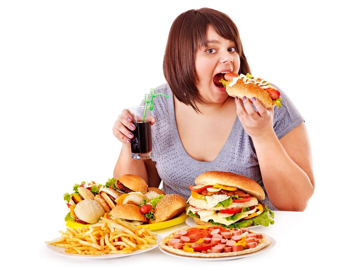 تناول الطعام بشكل مستمر