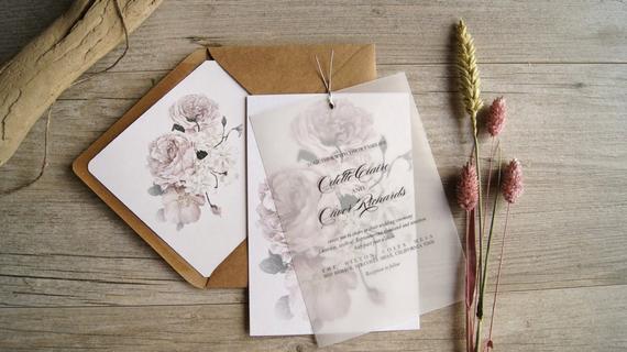 الطابع الرقيق يميز ثيمات زفاف 2020