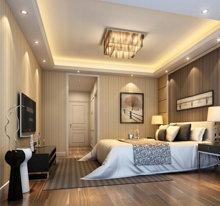 تصاميم مميزة لغرف النوم الحديثة 2020