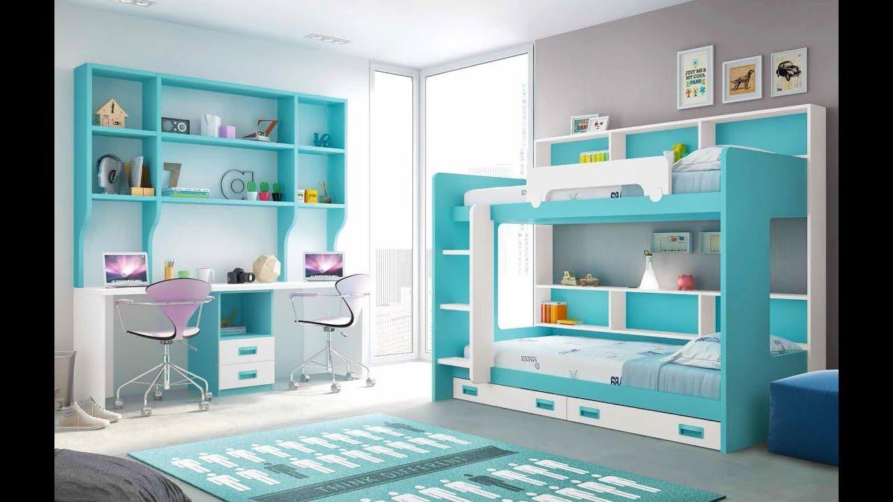 تصميمات غرف نوم أطفال مشتركة 2020