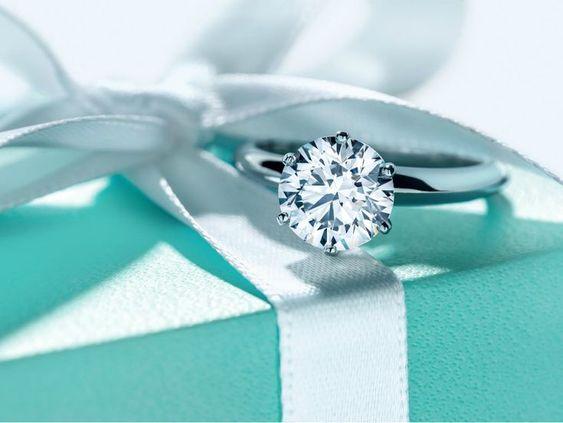خاتم الماس مودرن